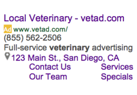 Veterinary Advertising PPC